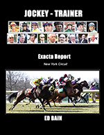 All 20 Jockey-Trainer Exacta Report Books