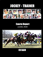 Jockey-Trainer Exacta Report Laurel