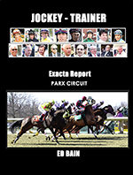 Jockey-Trainer Exacta Report GP and PARX