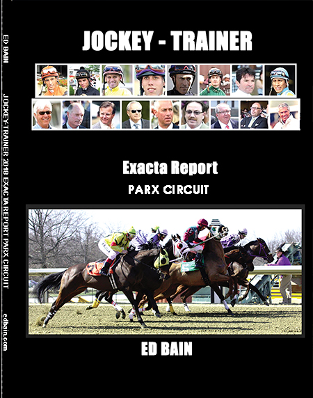 Jockey-Trainer Exacta Report Any Two Circuits