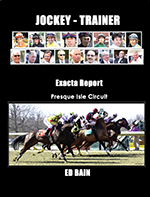 Presque Isle Downs J-T Book